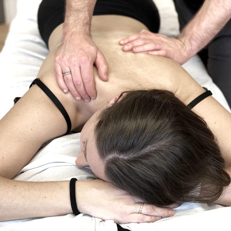 Massage   FysioDanmark Randers